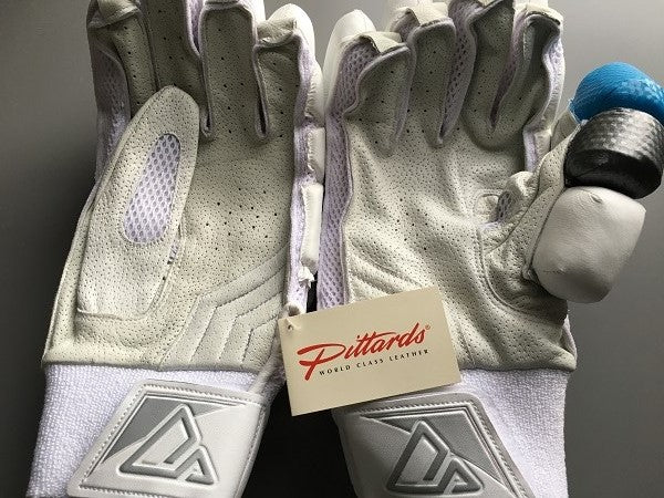 What is English Pittards Leather on Cricket Batting Gloves?