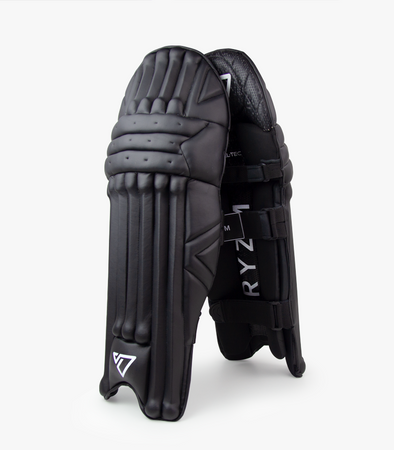 Black Players Batting Pads