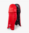 Red Players Batting Pads