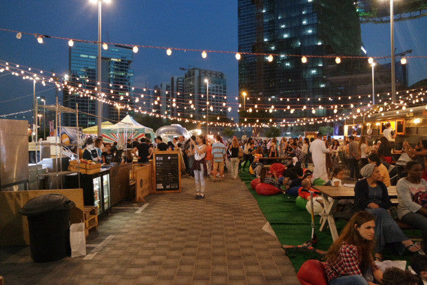 Night Bazaar at The Walk JBR