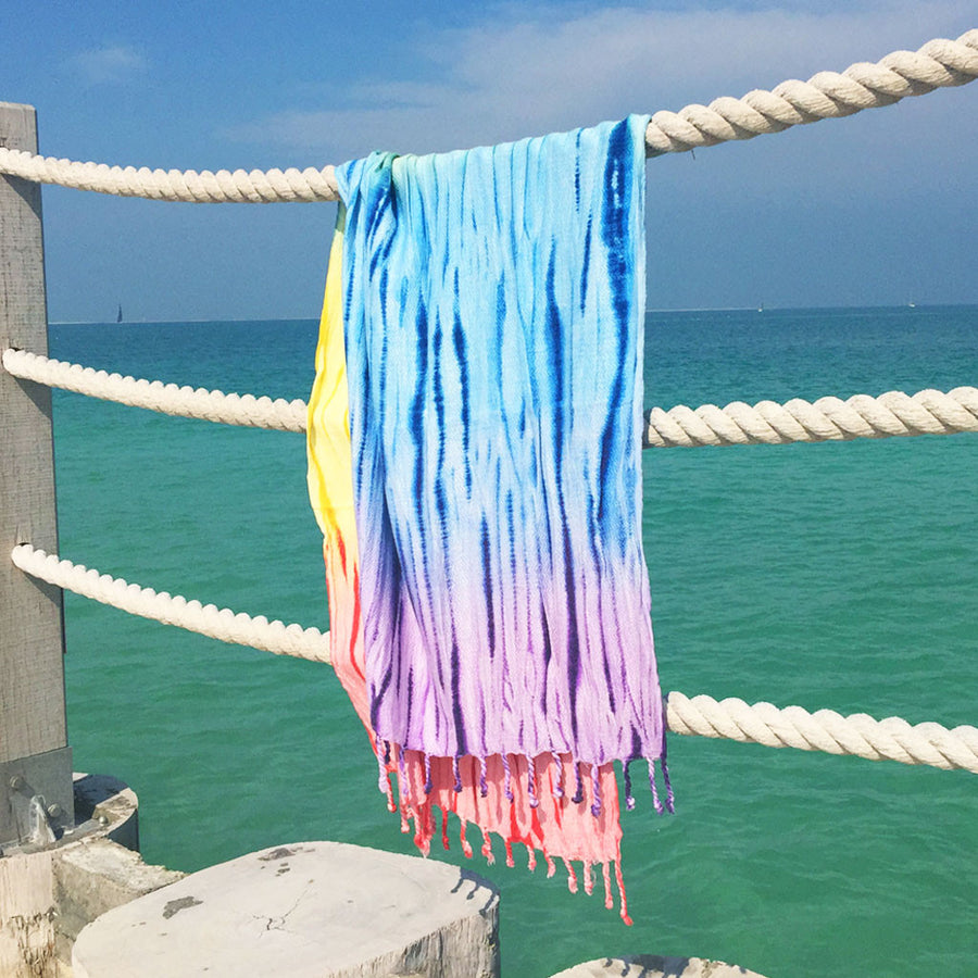 Electric Beach - Koala Handloomed Beach Towels Dubai