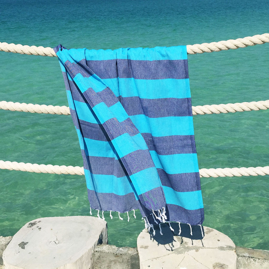 The Palm / Lagoon - Koala Handloomed Beach Towels Dubai