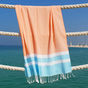 Mango Ice - Koala Handloomed Beach Towels Dubai
