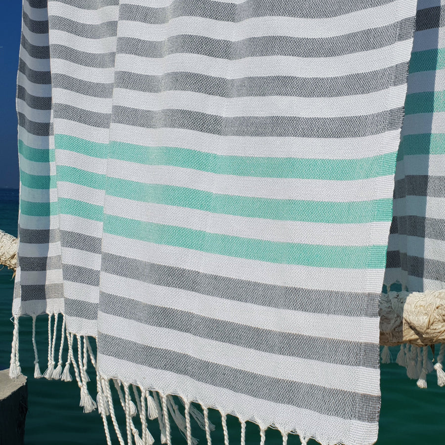 Licorice - Koala Handloomed Beach Towels Dubai