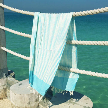 The Holiday / Aqua - Koala Handloomed Beach Towels Dubai
