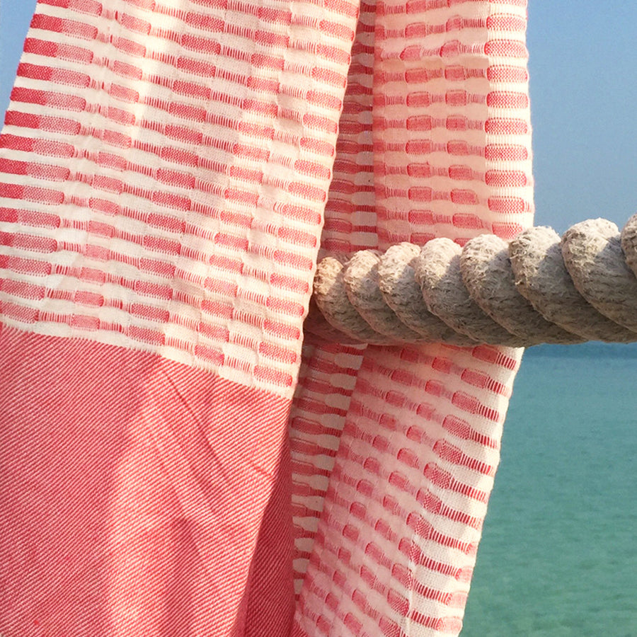 The Holiday / Coral - Koala Handloomed Beach Towels Dubai
