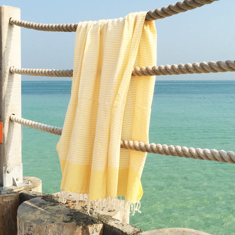 The Holiday / Sunshine - Koala Handloomed Beach Towels Dubai