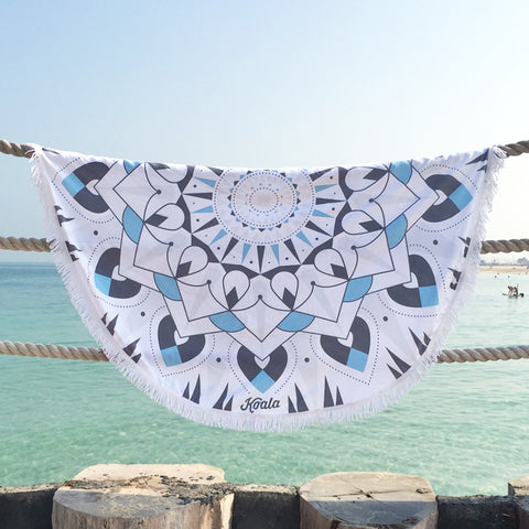 Wanderlust - Koala Handloomed Beach Towels