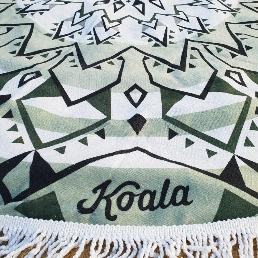 Bohemian - Koala Handloomed Beach Towels Dubai