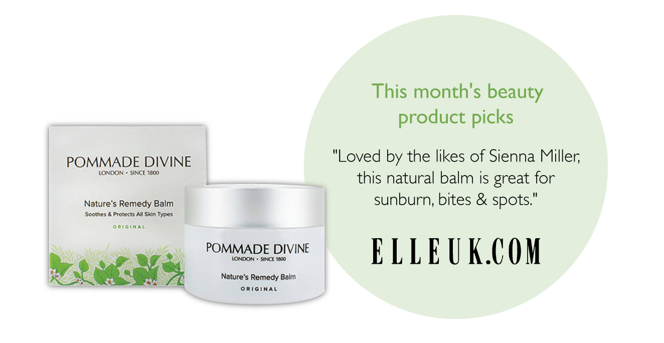 Loved by the likes of Sienna Miller, this natural balm is great for sunburn, bites and spots - Elle