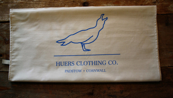 HUERS TEA TOWEL