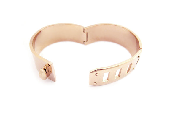 Amber Bangle - Rosegold - themultistorey.co