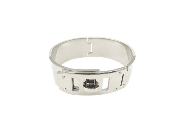 Amber Bangle - Silver - themultistorey.co