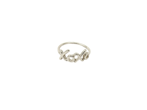 XoXo Ring - Silver - themultistorey.co