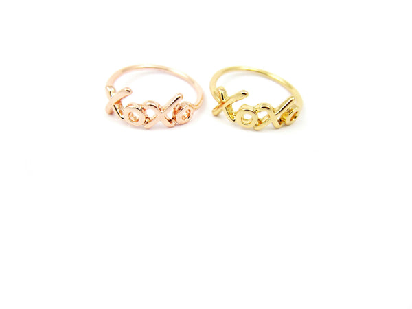 XoXo Ring - Gold - themultistorey.co