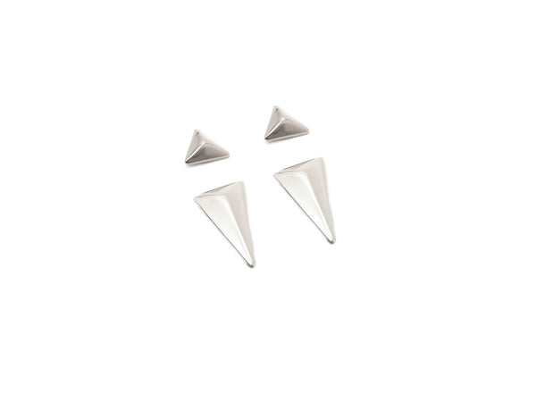 Dion Earrings - Silver - themultistorey.co