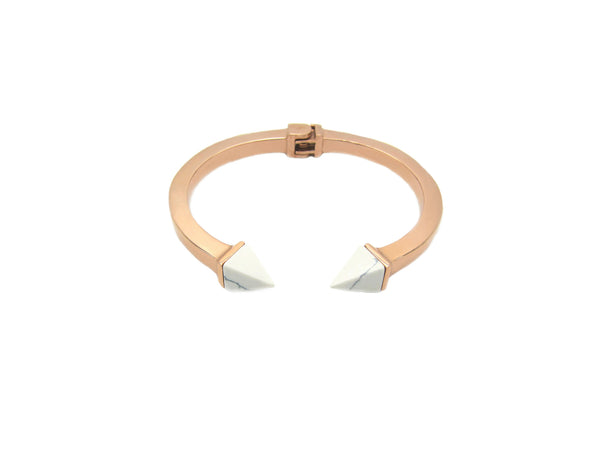 Kate Marble Bangle - Rosegold - themultistorey.co