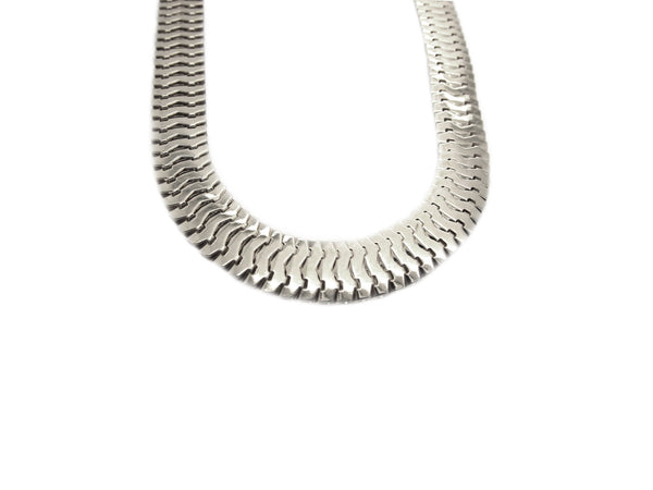 Suri Necklace - Silver - themultistorey.co