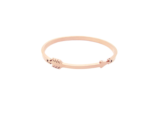 Arrow Bangle - Rosegold/ Gold / Silver - themultistorey.co