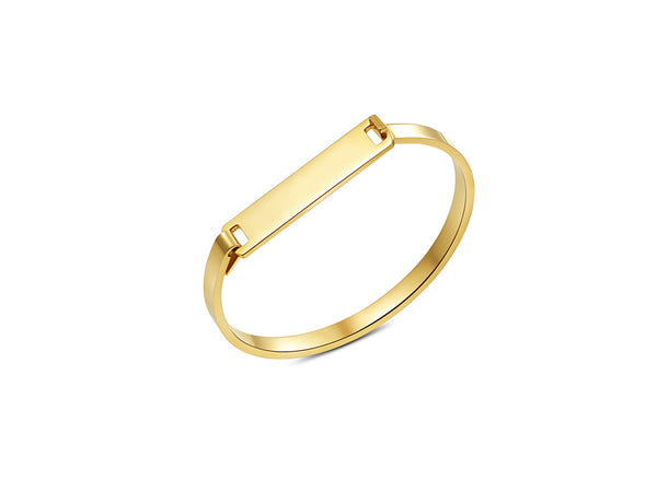 Parker Bangle - Rosegold / Gold - themultistorey.co