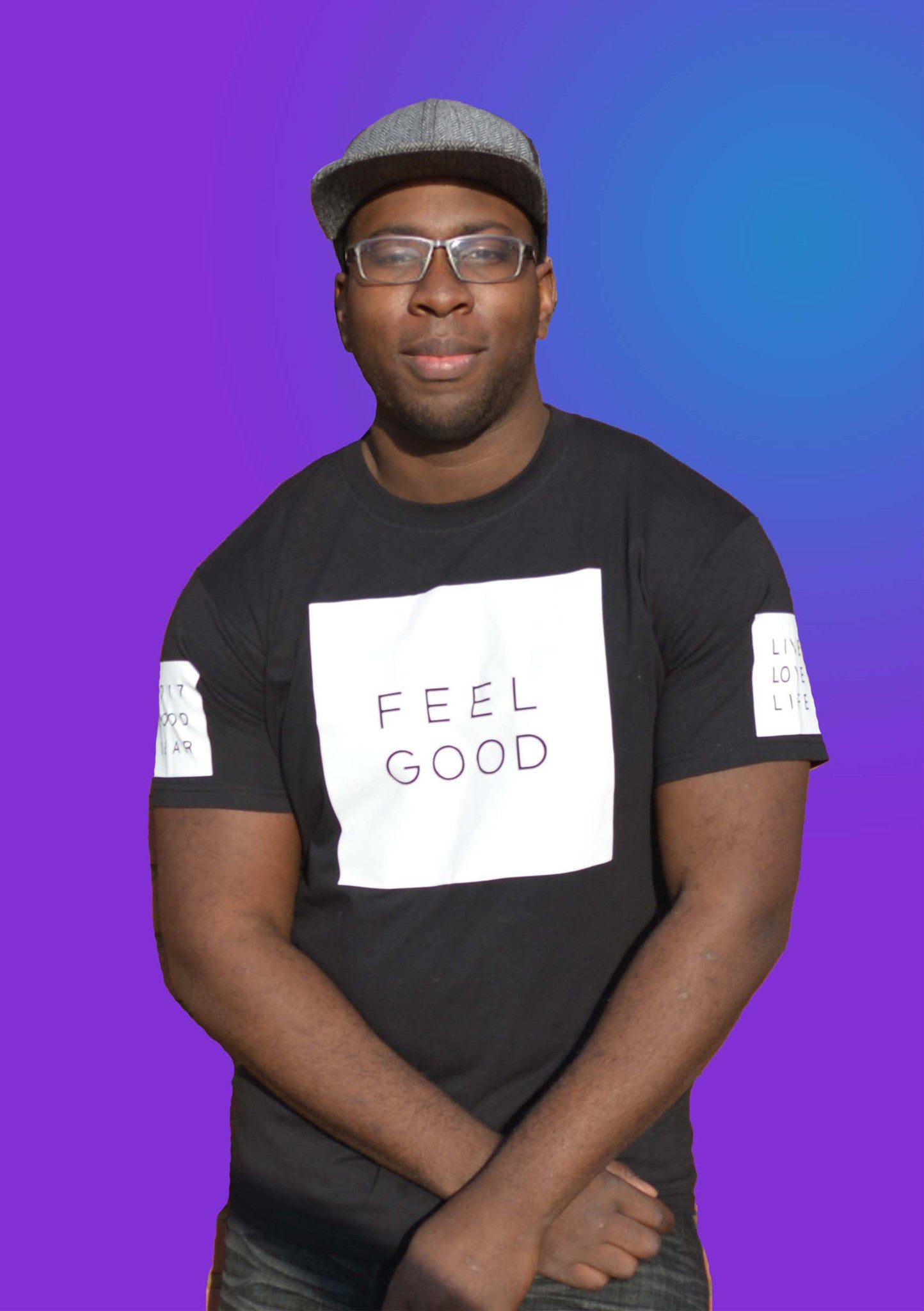 Feel Good 2017 T-shirt