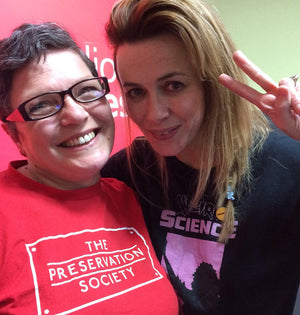 Sunday morning with Eve Myles, BBC Radio Wales x