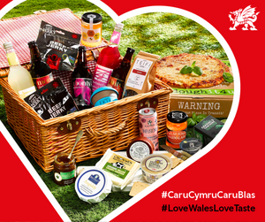 #LoveWalesLoveTaste Win a Hamper