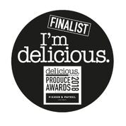 We're a delicious.Magazine Finalist!!!!