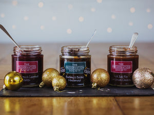 Christmas Wrapped Up Trio - The Preservation Society