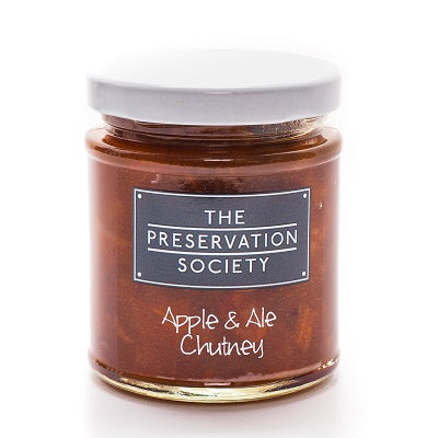Apple and Ale Chutney - The Preservation Society