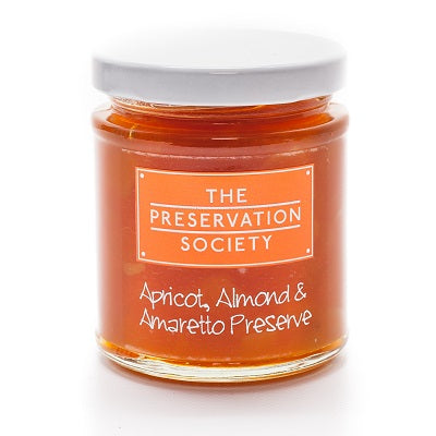 Apricot, Almond and Amaretto Preserve - The Preservation Society