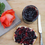 Blissfully Blackcurrant Jam - award winning!! - The Preservation Society