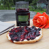 Award Winning Blackcurrant Jam - The Preservation Society