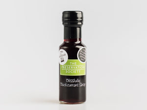 Blissfully Blackcurrant Sirop - Winner!! - The Preservation Society