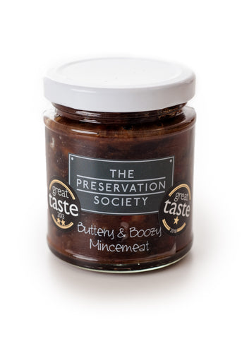 Buttery and Boozy Mincemeat Great Taste 2018 - it's 2nd Great Taste Award x
