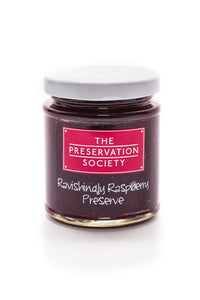 Ravishingly Raspberry Preserve - The Preservation Society