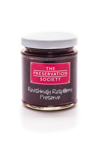 Ravishingly Raspberry Preserve