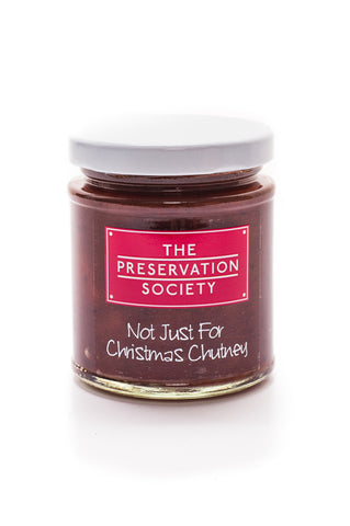 Not Just for Christmas Chutney