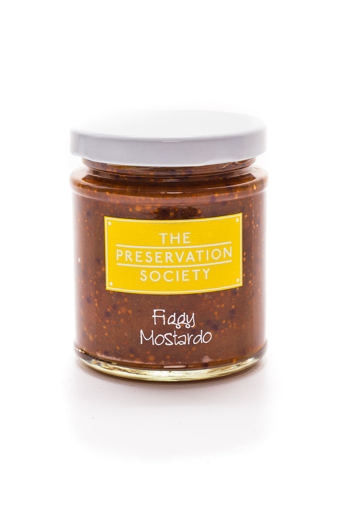 Figgy Mostardo - The Preservation Society