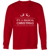 "It's a Magical Christmas ""Ugly"" Sweatshirt"