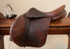 "Item #DV93C - Devoucoux Socoa 16.5"" 2006, Soft Supple Leather, Wide Tree with Free Irons"