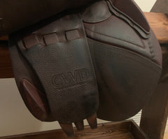 Item #CW88C - CWD 16.5/17 SE02, 2L Flap, 2014, Beautiful Condition, Integrated Panels