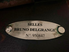 Item #DG53C - Bruno Delgrange 16.5/17, Soft Supple Leather, Regular Tree