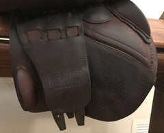 "Item #CW70C – CWD 17"" Long/Forward Flap 2013, Beautiful Condition, Integrated Panels"