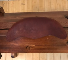 Item #CW71C – CWD 16.5/17 Long Flap SE03 2015 Near Mint Condition, with CWD Leather Cantle Cover and CWD Wither Pad