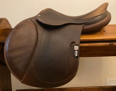 "NEW LISTING: Item #AN111C - Antares 17"" Full Calfskin, Regular Tree, Super Grippy and Soft, with Invoice from Antares"