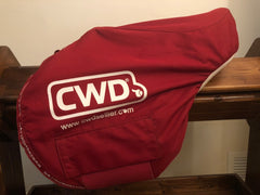 Item #CW79C - CWD 17.5  Long/Forward (3C) Flap, Offers Great Wither Clearance for a Higher-Withered Horse, 2016