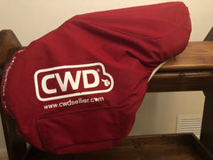 "Item #CW80C CWD 2GS (with the Leather Trim Suitable For All Three Rings) 17.5, 4.5"",  2015, Near Mint Condition"