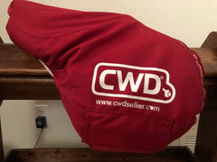 "Item #CW82C - CWD 16.5/17 SE03, Full Calfskin, 2016, Excellent Condition, 4.25"", Standard Length/Forward Flap, All the Bells and Whistles"