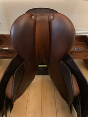 "Item #CW93C - CWD SE02 16"" 2011 Excellent Condition with Free CWD Calfskin Leathers, Irons w/Upgraded Cheesegrater Inserts for Grip, and Ogilvy Pad!"